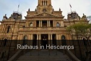 Rathaus in Hescamps