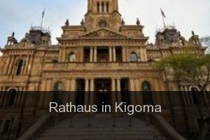 Rathaus in Kigoma
